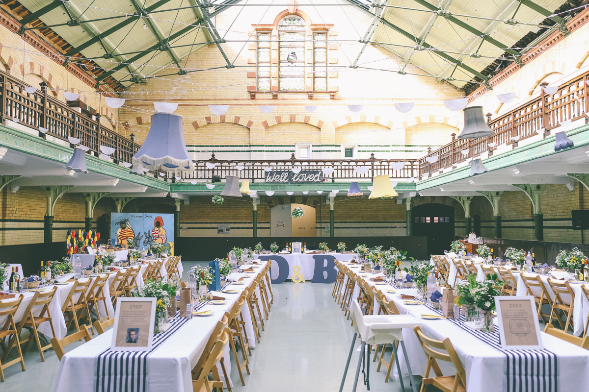 Victoria Baths Wedding Venue