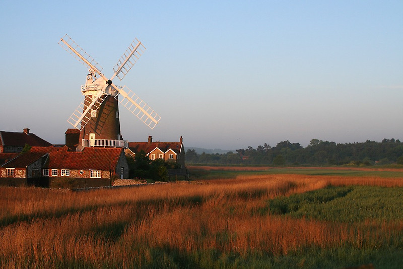 cley windmill wedding venue