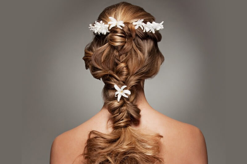2016 Wedding Hair Trends